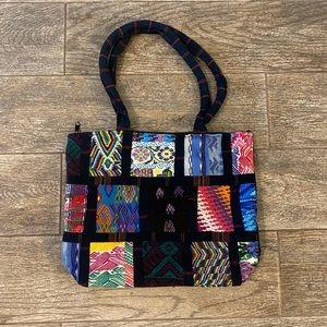 New! Aztec Shoulder Bag